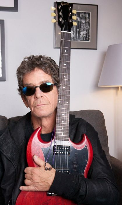 Lou Reed X10i Signature Edition Headphones