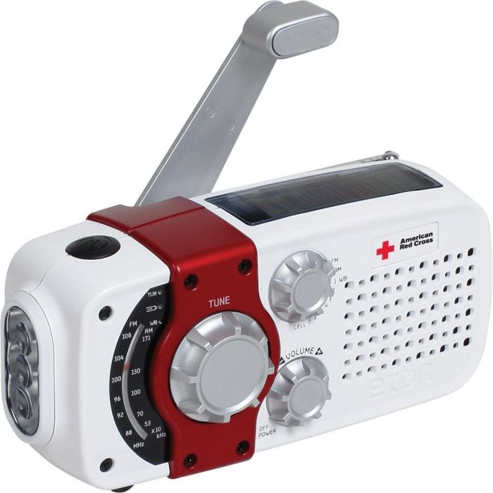 American Red Cross MICROLINK-FR170 Emergency Weather Radio