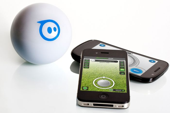 Sphero Robotic Ball - iOS and Android Controlled Gaming System