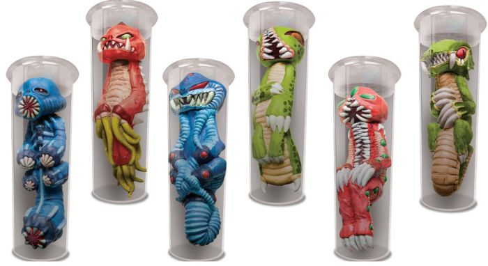 Test Tube Aliens - Evilution Series 2012 Collector's Pack