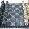 Gothic Dragon And Gargoyle Chess Set