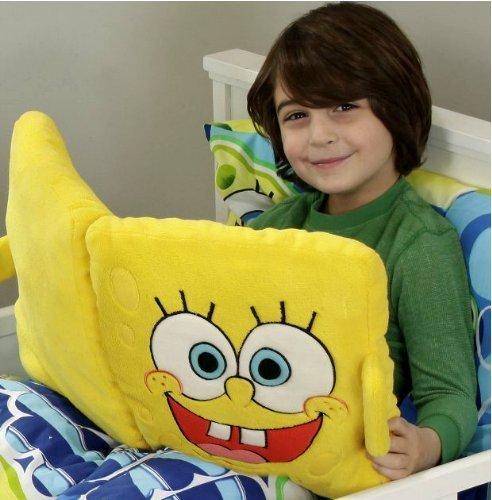 Squarepants Activity Book & Pillow