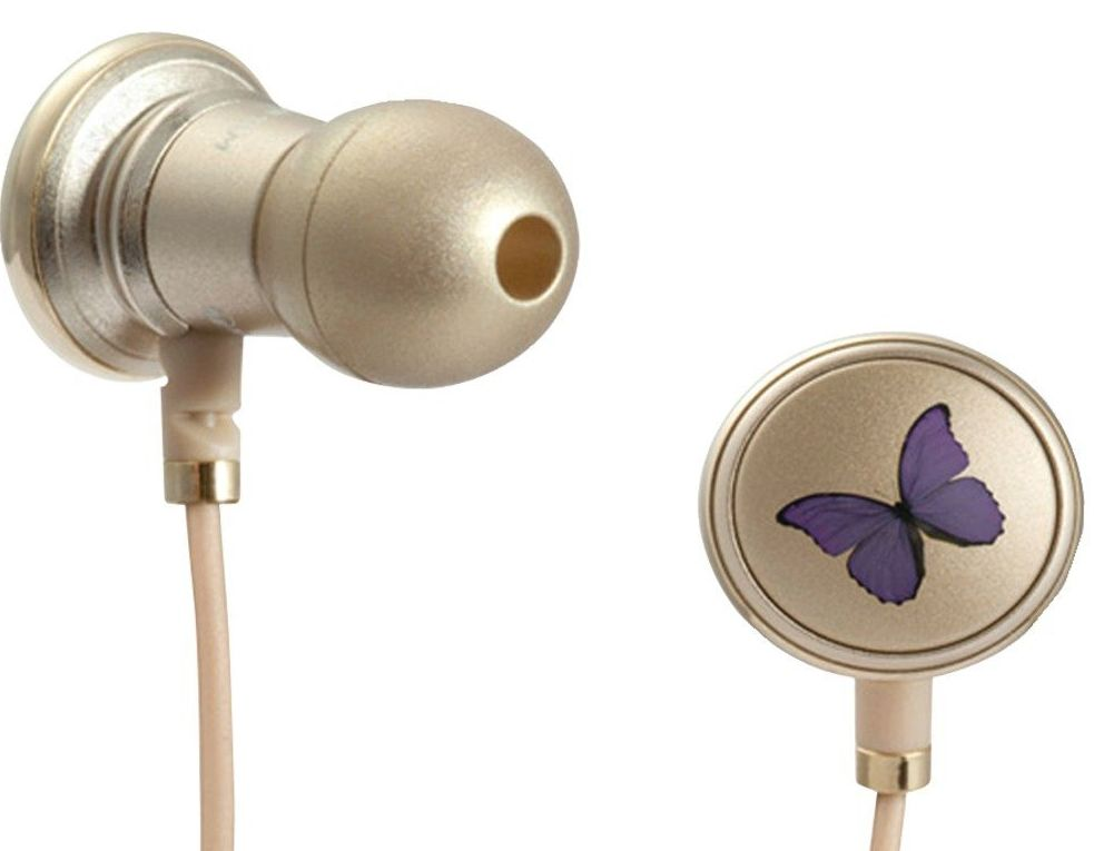 Monster® Butterfly by Vivienne Tam with ControlTalk High Performance In-Ear Headphones