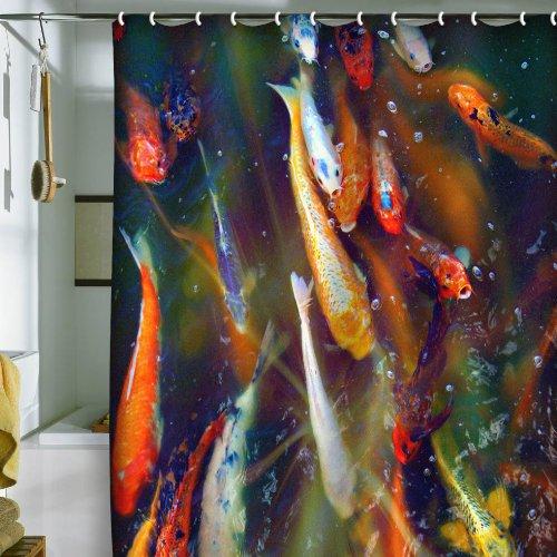 Shower Curtain DK Star
