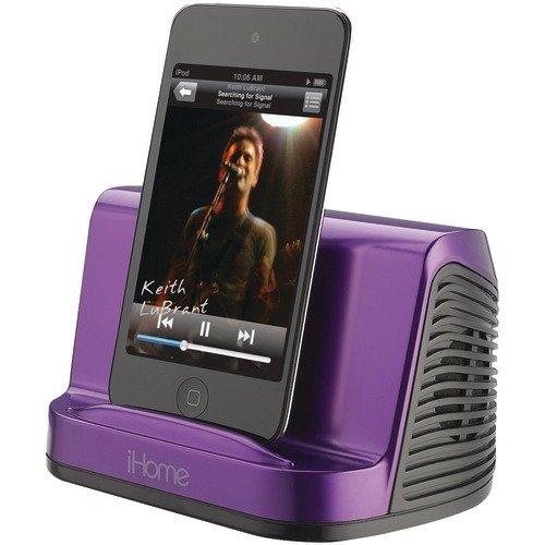 iHome iHM16U Portable Stereo Speaker System