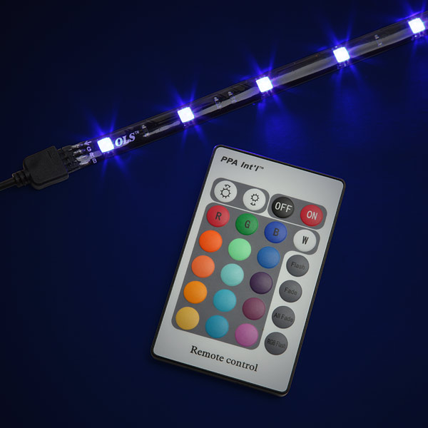 Multi Color Led Lighting Kit 7 Gadgets