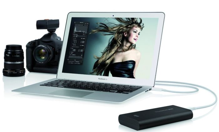 Elgato Thunderbolt 240 GB Solid State Drive