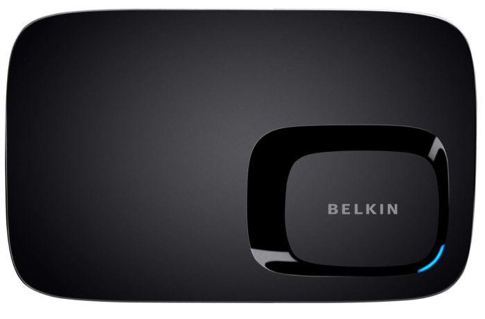 Belkin ScreenCast AV4, 4 Port Wireless HDMI for AV/HDTV