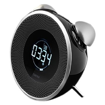 Tock Retro Multifunctional Alarm Clock