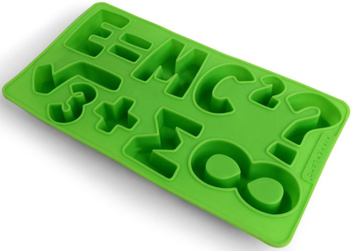 Science Silicone Ice Cube Tray