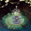 Smart Solar Aquatic Range Floating Lily Solar Fountain