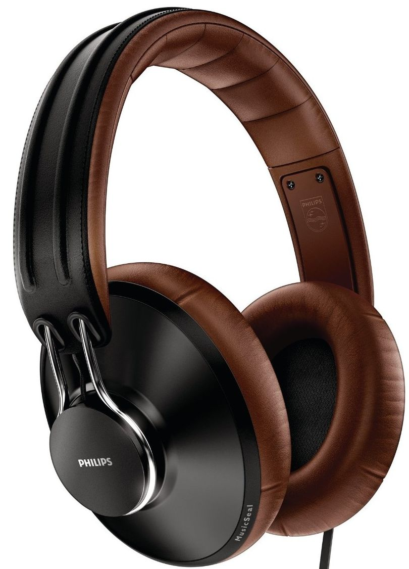 Philips SHL5905BK/28 CitiScape Uptown Headphones