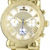 "Bling Women's JB-6210-160-I ""Victory"" 1.5 Carats Diamond Chronograph Watch"