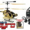 3 Channel W/Gyro Camera Spy Helicopter