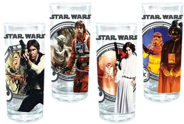 Vandor Star Wars Glasses