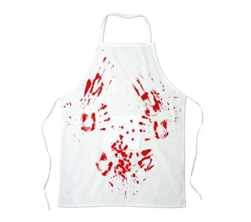 Bloody Kitchen or Grilling Apron
