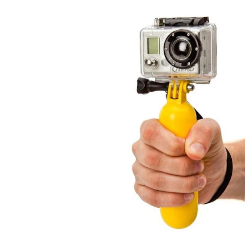 Floating Hand Grip for GoPro® HERO Cameras