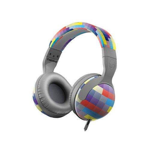 Db Hesh 2.0 Over-Ear Headphones In Grey/Gridlock