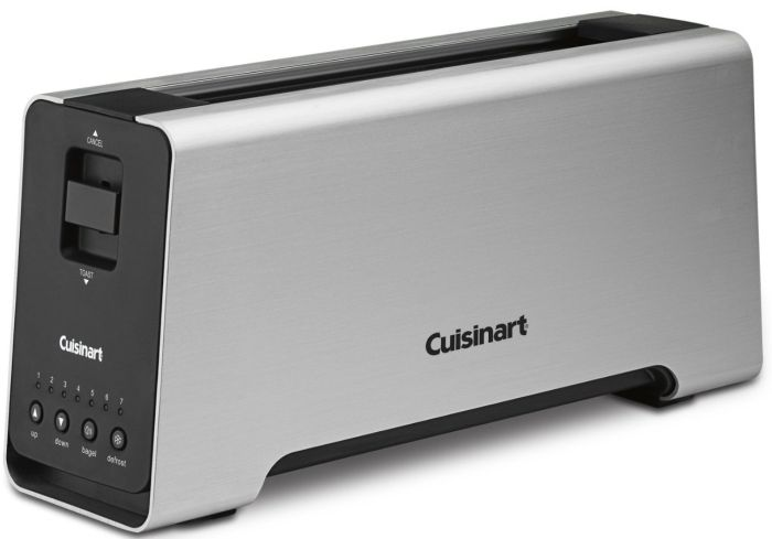 2-Slice Long Slot Motorized Toaster