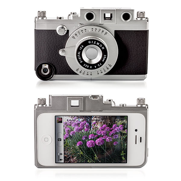 Gizmon Camera Style Case for iPhone