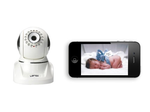 Digital Video Baby Monitor / Ip Camera for Elder Disabled Person