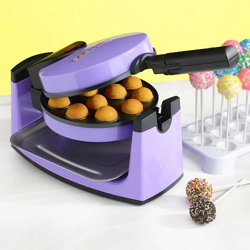 Flip-Over Cake Pop Maker