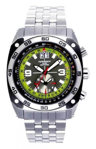 Torgoen T07203 T07 Mens Watch