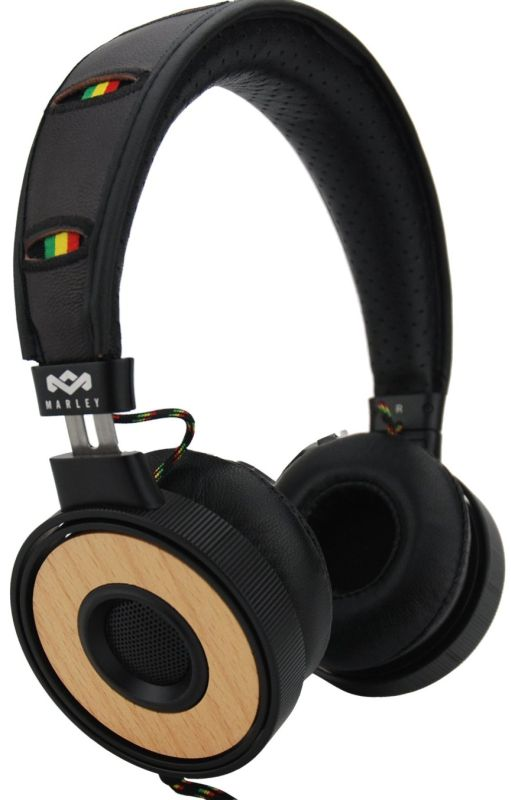 The House of Marley EM-FH023-HA Redemption Song OE-Freedom On-Ear Headphone