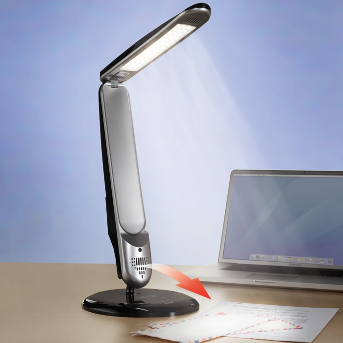 The Virus Eliminating Desk Lamp