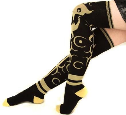 Diablo III Mistriss of Pain Socks