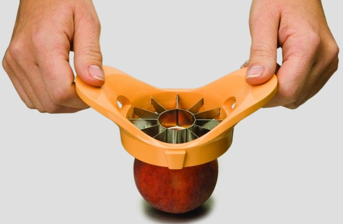 Amco Peach Pitter/Slicer