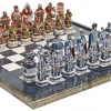 Great Wall of China Luxury Chessmen & Mancini Chess