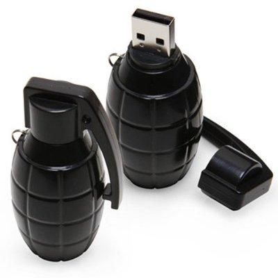 USB 8GB Grenade Flash Drive
