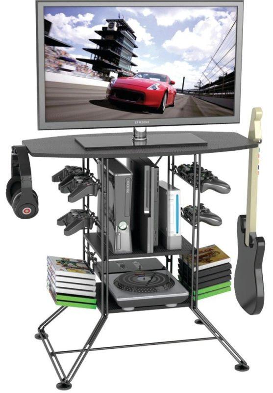 Centipede Game Storage Amp Tv Stand