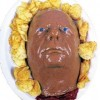Face Halloween Gelatin Mold