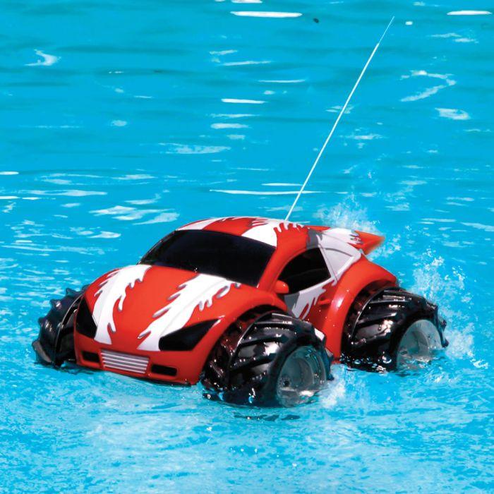 The RC Amphibious Car