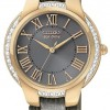 Women's EM0093-08H Ciena Eco-Drive Rose Gold Tone Watch