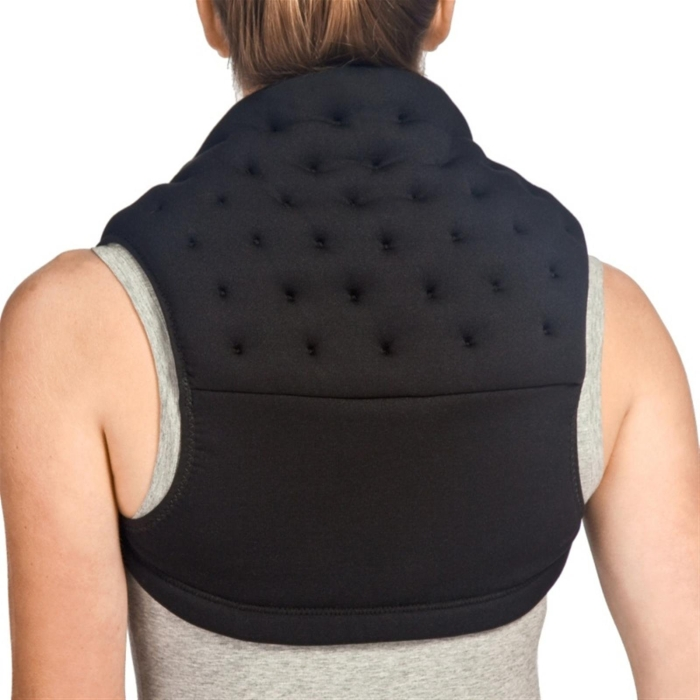 Neck Plus Heat And Ice All In One Wrap