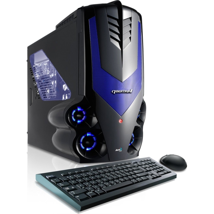 CybertronPC Syclone II Gaming PC