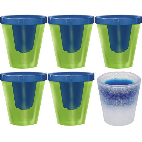 Ice Shot Glass Molds 6ct