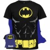 Batman - Costume T-Shirt With Cape