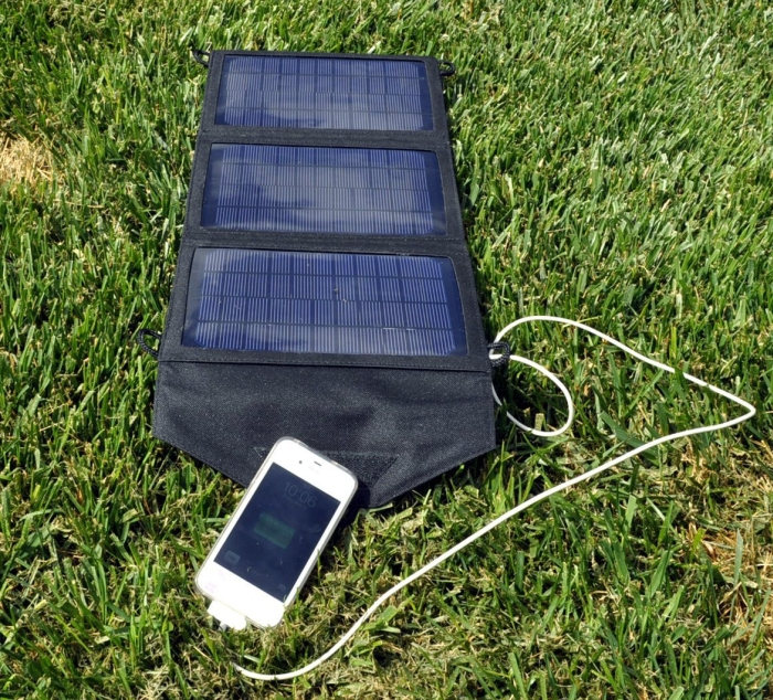 10 Watts Solar Panel Portable Solar Charger