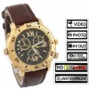 4GB Waterproof HD Spy Digital Camera Wrist Watch