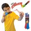 Pump Rocket Finger Flingers
