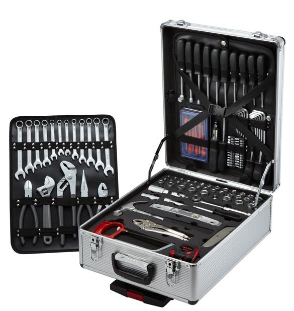 124 pc Vanadium Tool Set
