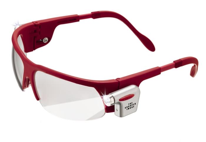 LED Multi Task Glasses