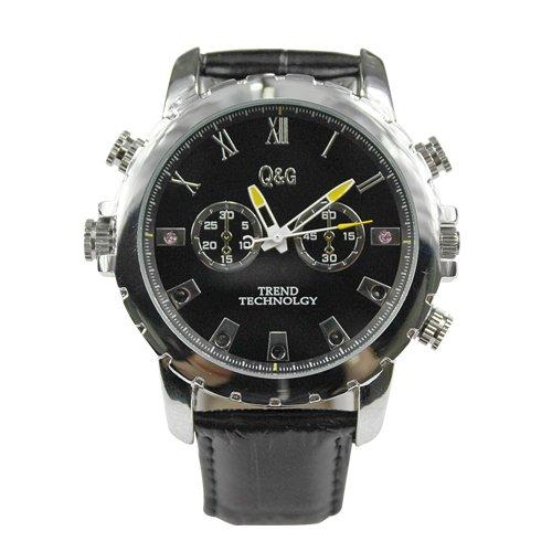 1080P Night Vision Waterproof Watch Recorder