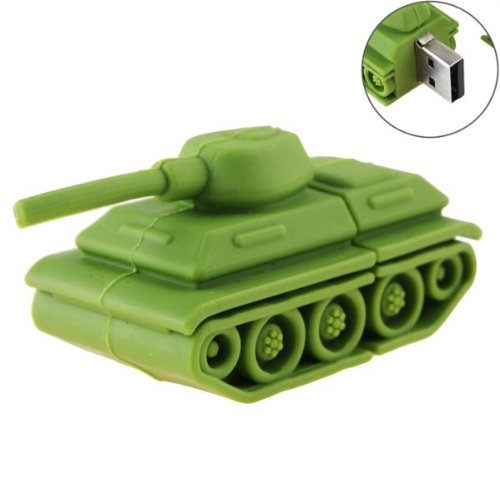 Tank Shaped 16GB USB Drive