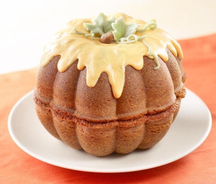 3D Great Pumpkin Pan