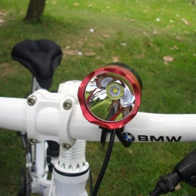 LED Bike Bicycle Light HeadLight HeadLamp